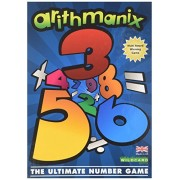 Wildcard Games Arithmanix The Ultimate Number Game of Rapid Calculation