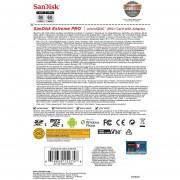 Sandisk SDSQXXG-128G-GN6MA 128GB MicroSDXC UHS-I Class 3 Memoria Flash - Tarjeta De Memoria (MicroSDXC, UHS-I, Class 3, Negro)