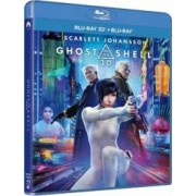 Ghost in the shell (3D+2D) BD 3D