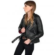 geacă de piele femei - Commando Blk Nick - STRAIGHT TO HELL - 57