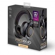 PS4 cuffie Plantronics RIG600 DOLBY ATMOS
