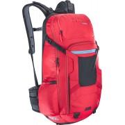 Evoc FR Trail Mochila protetora Vermelho M L