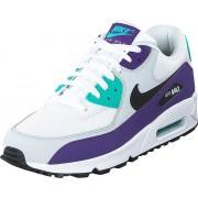 Nike Air Max 90 Essential White/black-hyper Jade, Skor, Sneakers & Sportskor, Sneakers, Vit, Herr, 44