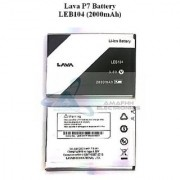 mobile battery for lava p7