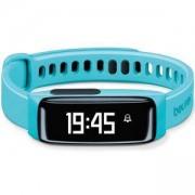 Смарт часовник Beurer AS 81 Activity sensor, Bluetooth, sleep traking-analysis, alarm,fat burn, OLED display, Тюркоаз, 67637_BEU