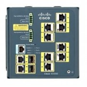 Cisco IE 3000 Switch, 8 10/100 + 2 T/SFP