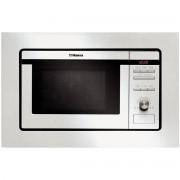 Cuptor cu microunde incorporabil AMM20BEIH, 20 l, 800 W, Grill, Inox