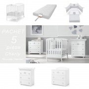 Pachet 5 Piese Colectia Charly