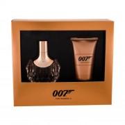 James Bond 007 James Bond 007 For Women II pre ženy parfumovaná voda 30 ml + telové mlieko 50 ml