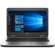 "Laptop Refurbished HP ProBook 640 G2 (Procesor Intel® Core™ i3-6100U (3M Cache, up to 2.30 GHz), Skylake, 14"" HD, 8GB, 500GB HDD @5400RPM, Intel® HD Graphics 520, Negru)"