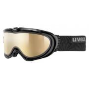Ochelari ski / snowboard Uvex Comanche Take Off Polavision black