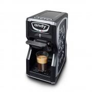 Aparat Andy Multix pentru 5 tipuri de capsule de cafea