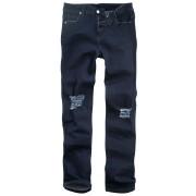 Doomsday Blue Skin Herren-Jeans W30L32, W31L32, W32L32, W32L34, W33L34, W34L32, W34L34, W36L34 Herren