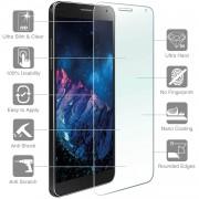 4smarts Second Glass - калено стъклено защитно покритие за дисплея на Huawei Y7 (прозрачен)