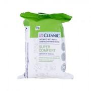 Cleanic Super Comfort Camomile Intim Feuchttücher 20 St. für Frauen