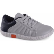 Pantofi Baieti Bibi Walk Baby New Gri 22 EU