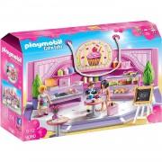 Playmobil Centro Comercial Cafetería Cupcake