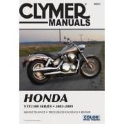 Honda Vtx1300 Series 2003-2009, Paperback