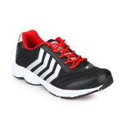 Sparx Men's Black and Red Mesh Running Shoes - 7 UK/India (41 EU) (SX0281G)