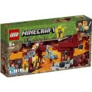 LEGO 21154 LEGO Minecraft Den Flammande Bron