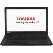 Toshiba Satellite Pro R50-E-1CL Zwart, Grafiet Notebook 39,6 cm (15.6'') 1366 x 768 Pixels Intel® 8ste generatie Core™ i3 8 GB DDR4-SDRAM 256 GB SSD Windows 10 Home