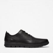 Timberland Oxford Bradstreet Plain Toe Pour Homme En Noir Noir, Taille 43.5