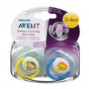 Avent Philips® Avent Classic Scher 0-6 Monate BPA-frei