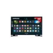 Smart TV LED 40 LH40RBHB/ZD Samsung, Full HD HDMI USB Função Business e Wi-Fi Integrado