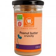Urtekram Peanut Butter Crunchy EKO 230 g Smörgåspålägg