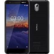 Telemóvel Nokia 3.1 4G 32GB Dual-SIM black/chrome EU