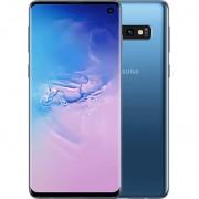 "Samsung Smartphone Samsung Galaxy S10 Sm G973f 128 Gb Dual Sim 6.1"" 4g Lte Wifi 12 + 16 + 12 Mp Octa Core Refurbished Prism Blue"