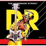 DR Strings Bass Strings Bootzillas - Bootsy Collins Signature 5-String 45-125
