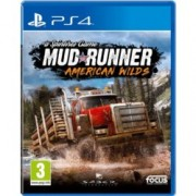 Spintires: MudRunner - American Wilds, PS4