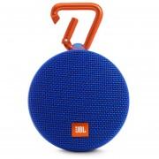 Altavoz Mini Impermeable Y Bluetooth Portátil Con Micrófono - Azul
