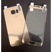 2в1 Удароустойчив протектор за Samsung G925 Galaxy S6 Edge Златен