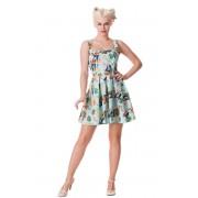 rochie femei IAD BUNNY - Becky - Albastru - 4236