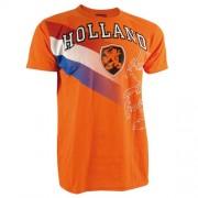 T-shirt Holland Vlag Leeuw Wapen