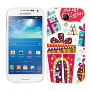 Husa Samsung Galaxy S4 Mini i9190 i9195 Silicon Gel Tpu Model Craciun Christmas V1