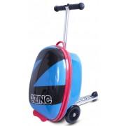 Trotineta Troller Hy-Pro Zinc Pacific Blue