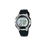 Relógio Casio Standard Digital Unisex Lw-200-1avdf