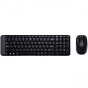 Клавиатура Logitech, Wireless Combo MK220, 920-003161