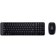 Клавиатура Logitech, Wireless Combo MK220, 920-003161