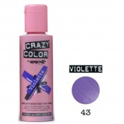 Violette 100ml - Vopsea Semipermanenta 100 - Crazy Color