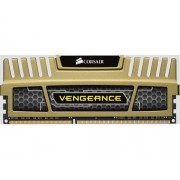 Corsair CMZ16GX3M4X1600C9G Mémoire RAM DDR3 1600 16Go COR CL9 Vengeance Kit4 LP Green
