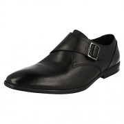 Clarks Men's Bampton Work Black Clogs and Mules - 7 UK/India (41 EU)