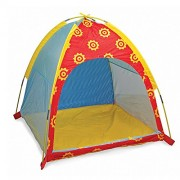 "Pacific Play Tents Lil Nursery - Portable Play Tent and Sun Shelter for Infants and Toddlers - 36"" x 36"" x 36"""