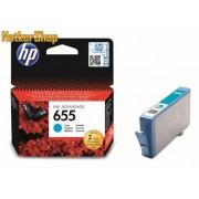 HP CZ110AE (655) Cyan eredeti tintapatron (1 év garancia)
