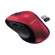 Mouse Logitech M510 Inalambrico Laser USB Rojo 910-004554