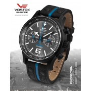 Ceas barbatesc Vostok-Europe 6S21/5954198 Expedition North Pole-1