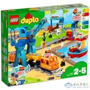 Lego Duplo: Tehervonat 10875 (Lego, 10875)